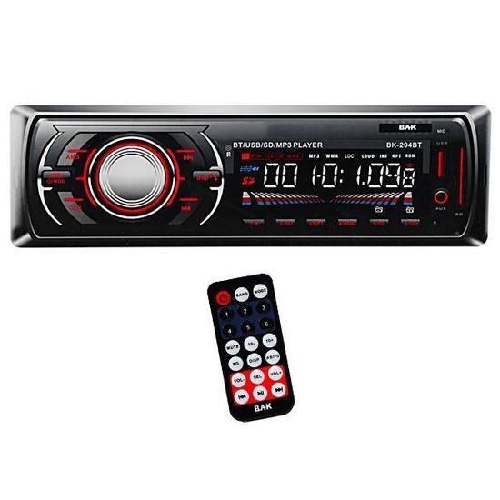 Radio BAK BK-294BT c/ Bluetooth