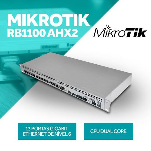Mikrotik RouterBoard RB/1100AHx2