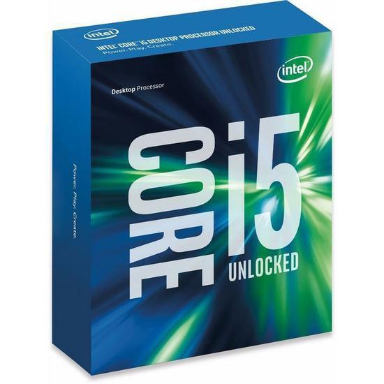 Processador Intel Core I5 6600k1151 6ª Geração