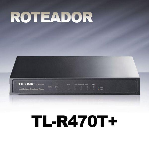Roteador TP LINK TL-R470T+