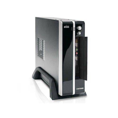 Computador slim centrium ideal para trabalho com HD160GB + 2GB RAM