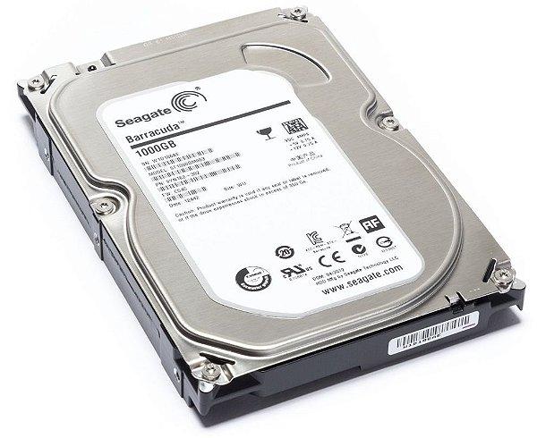 HD 1TB Seagate 7200rpm 64MB Sata para Desktop