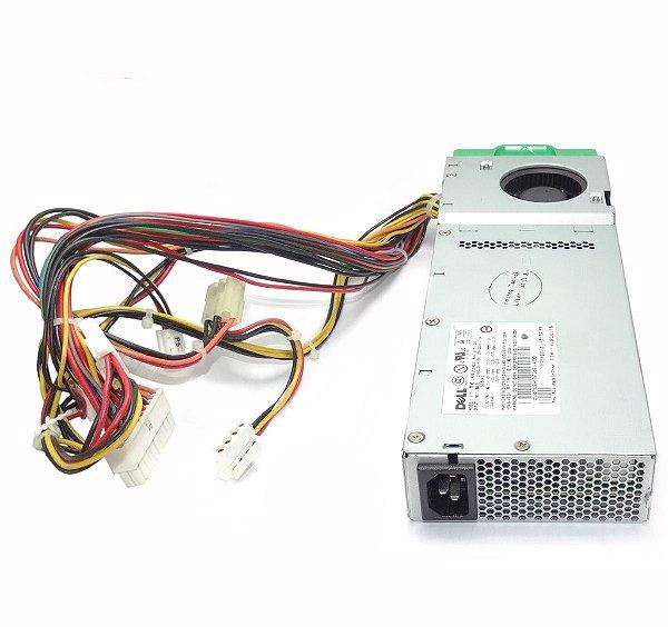 Fonte Dell 210w Optiplex Gx280 Gx270 170l  PN Nps-210ab-a