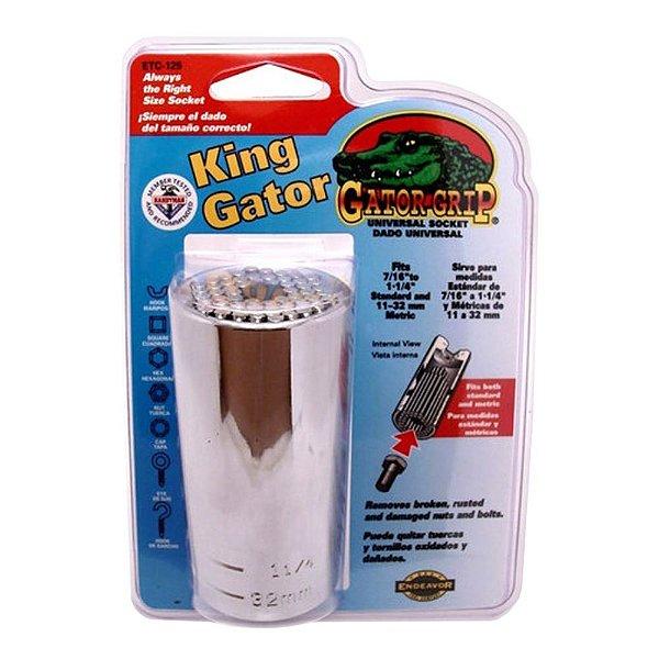 KING Gator Grip - 11-32mm - Pronta Entrega
