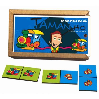 Dominó de Tamanho  (3anos ou+)