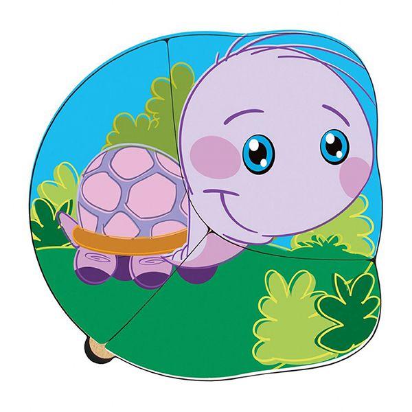 Quebra-Cabeça Baby Tartaruguinha (12meses ou+)