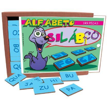 Alfabeto Silábico (5anos ou+)