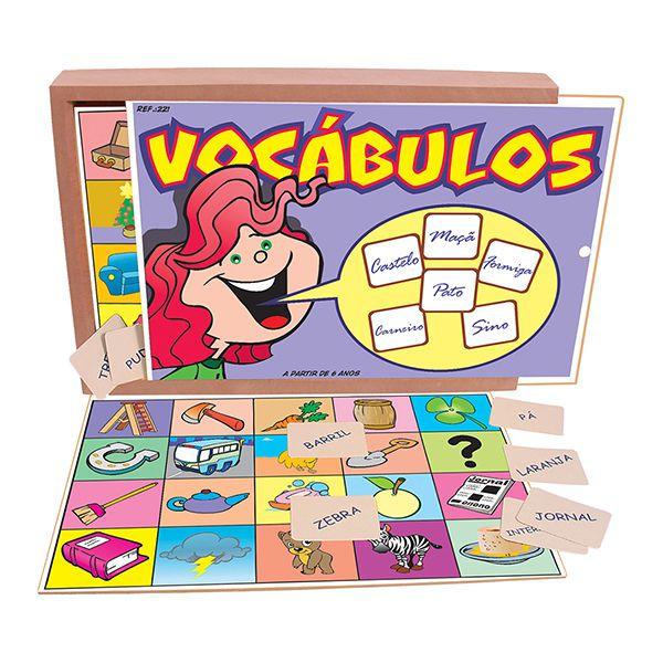 Vocábulos Português (6anos ou+)