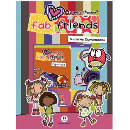 Box Cartonado - Bang on the Door - Fab Friends