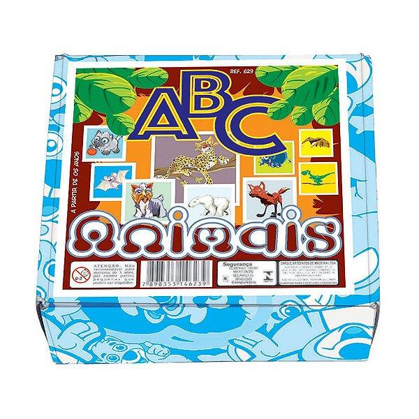 Quebra-Cabeça ABC dos Animais   (5anos ou+)