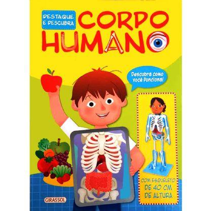 Corpo Humano - Destaque e Descubra