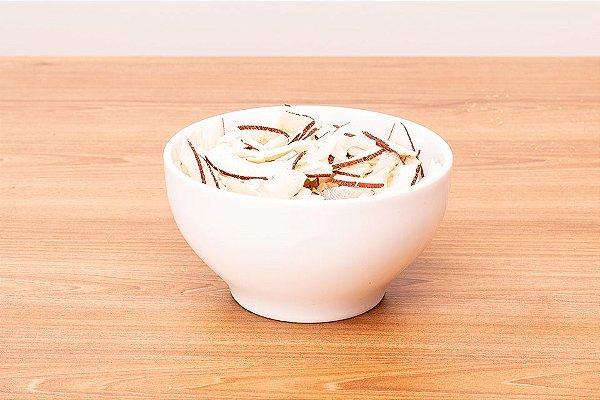 Chips de Coco Desidratados
