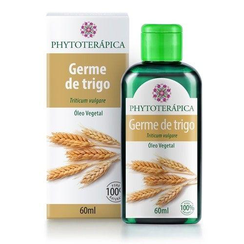 Óleo Vegetal de Germe de Trigo 60ml - Phytoterápica
