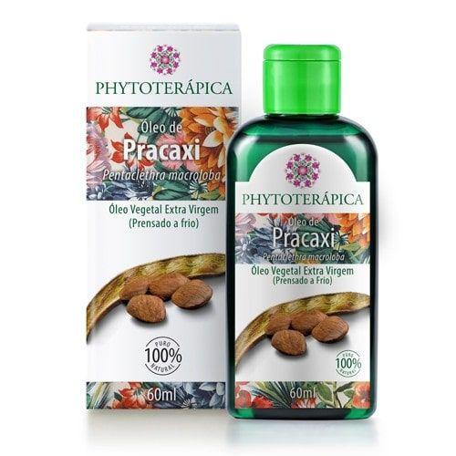 Óleo Vegetal de Pracaxi 60ml - Phytoterápica