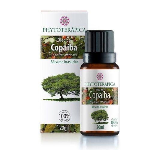 Bálsamo Brasileiro de Copaíba 20ml - Phytoterápica