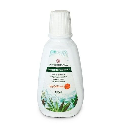 Enxaguante Bucal Herbal 250ml - Phytoterápica