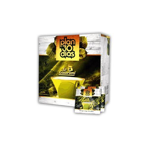 Chá Plan 30 Dias 60 sachês - Té Guarani