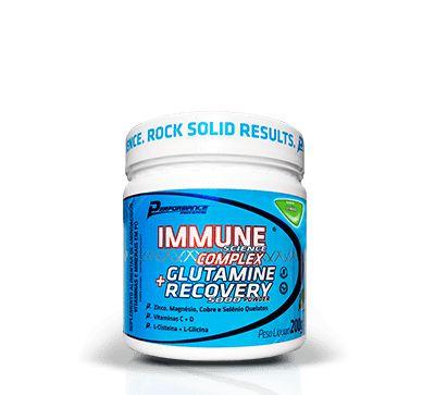 Immune Complex + Glutamine Recovery 200g - Performance
