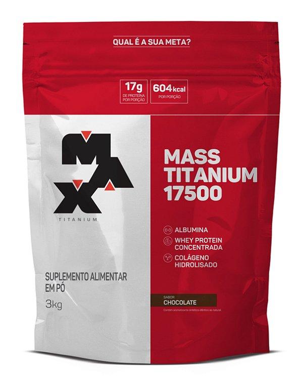 Mass Titanium 17500 3kg - Max Titanium