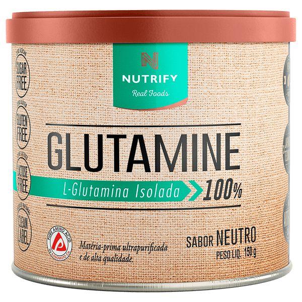 Glutamine Neutro 150g - Nutrify