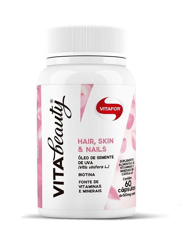 Vita Beauty 60 cápsulas - Vitafor
