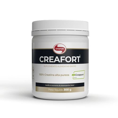Creatina Creafort Creapure® 300g - Vitafor