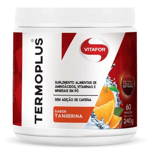 Termoplus em pó sem cafeína 240g - Vitafor