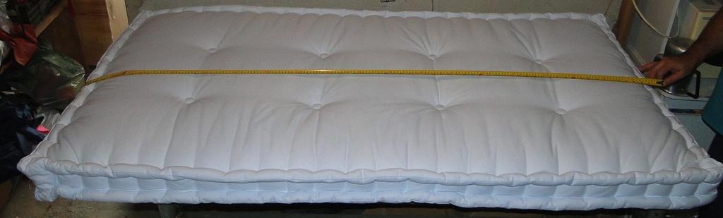Futon turco sob medida almofada para pallet ou bancos de madeira