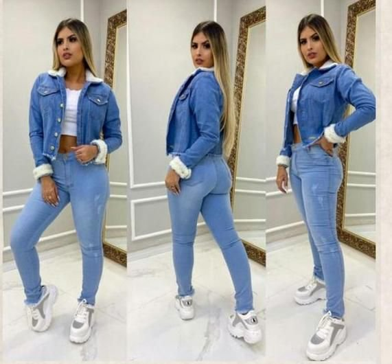 Conjunto Jeans Raquel