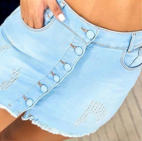 Saia Jeans Sarah