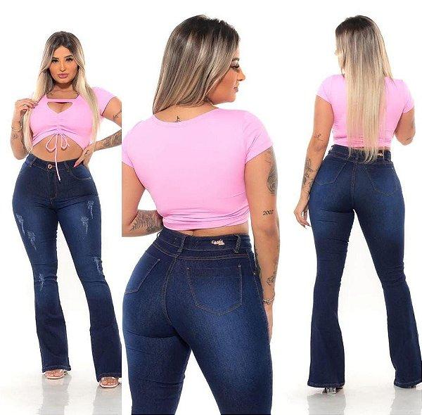 Calça Jeans Ticiane