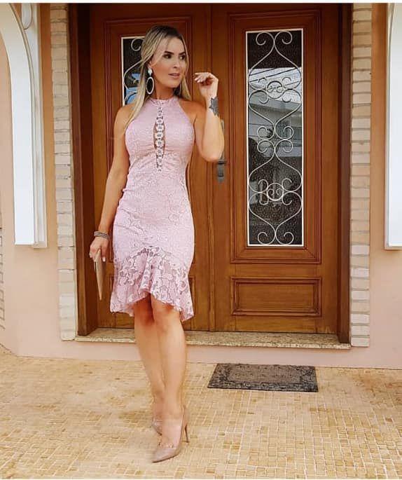 Vestido de Renda Rebecca