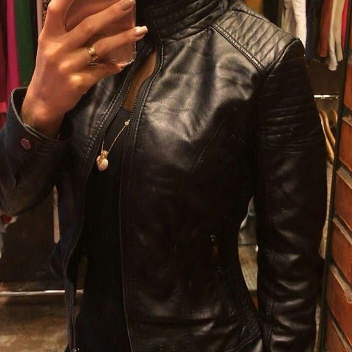 Jaquetas de Couro Mariana