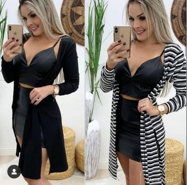 Cardigan Isabelly