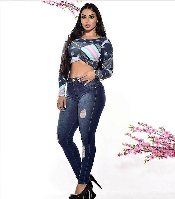 Calça Jeans Lorraine