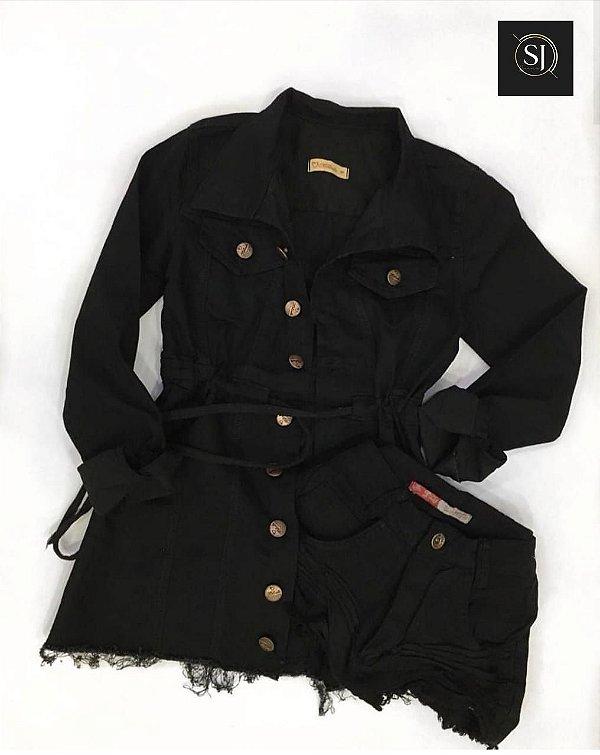 Conjunto Jeans Black