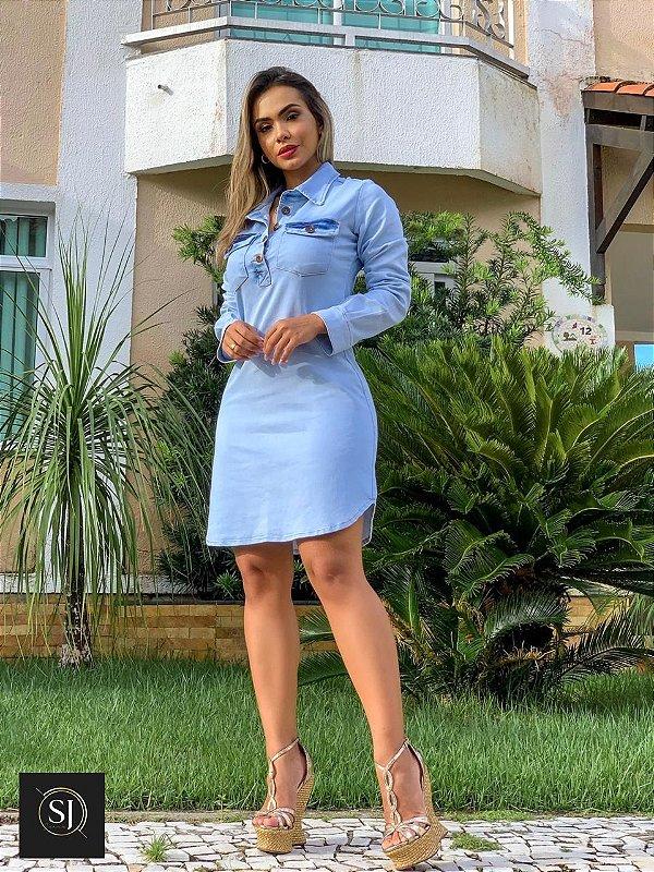 Vestido Jeans Eluana