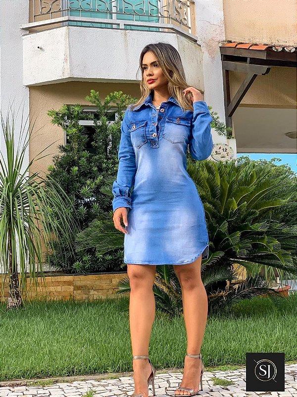 Vestido Jeans Marina