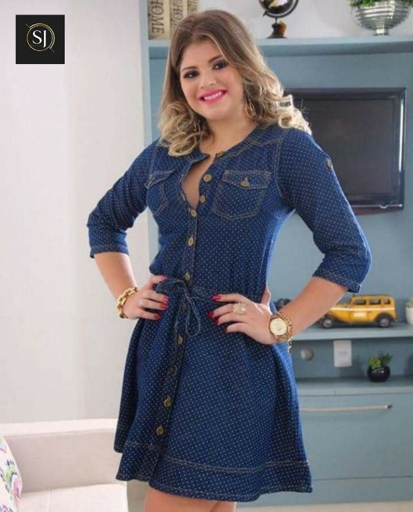 Vestido Jeans Paula