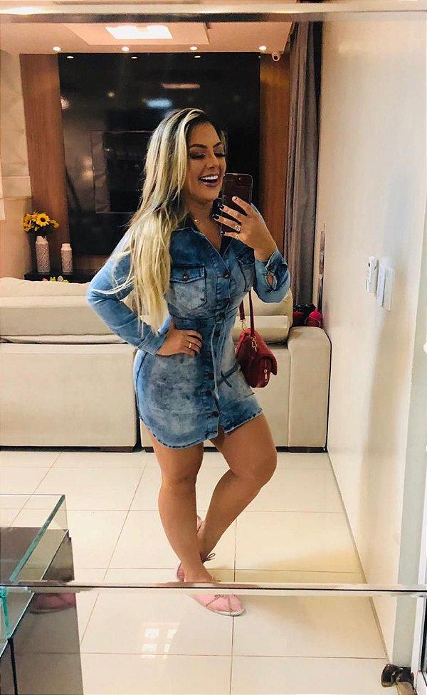 Vestido Jeans Débora