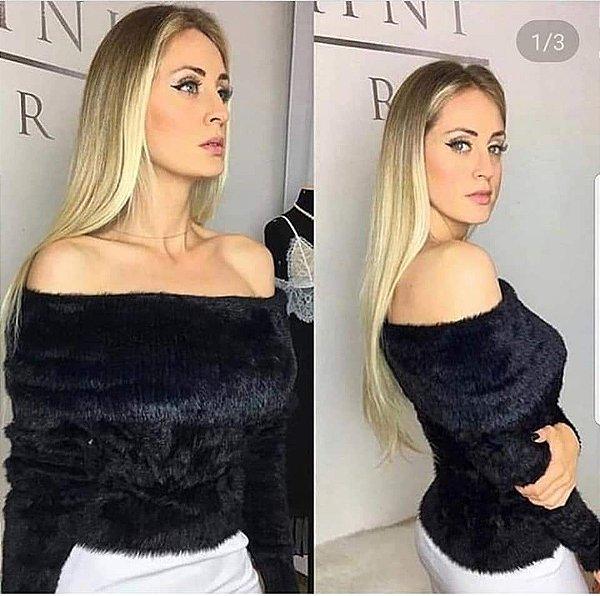 Blusa de Pelinho Erica
