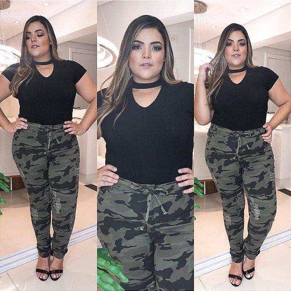 Calça Jeans Raissa