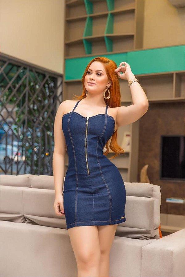 Vestido Ziper Renata
