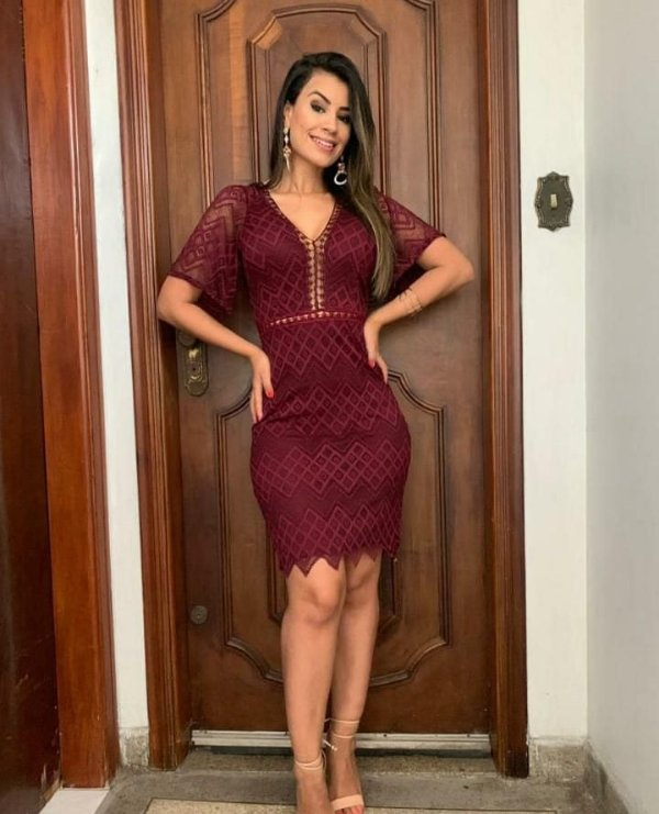 Vestido Pamela