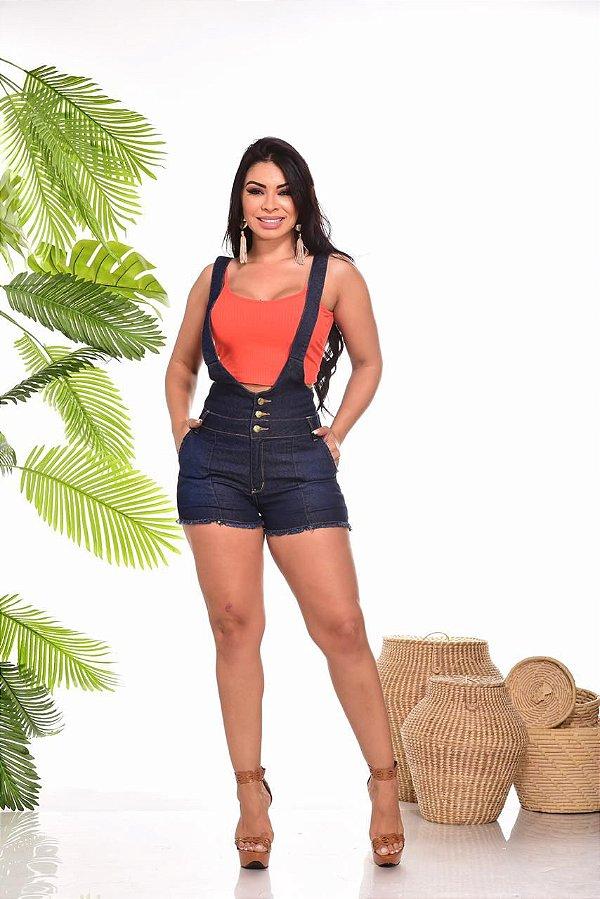 Salopete  Shorts Priscila