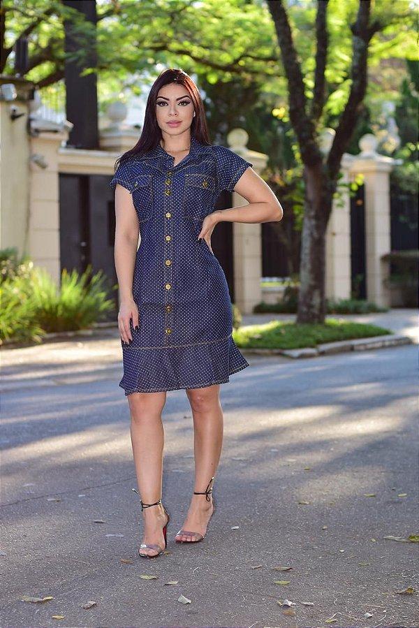 Vestido Jeans Cintia