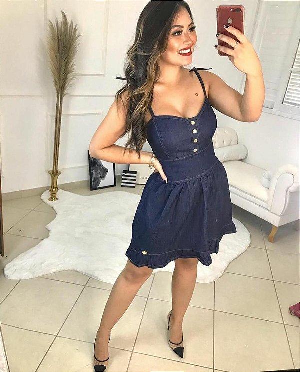 Vestido Jeans Monalisa