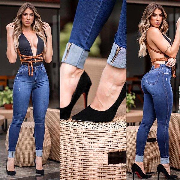 Calça Jeans  Sandra