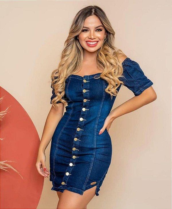 Vestido Jeans Biana