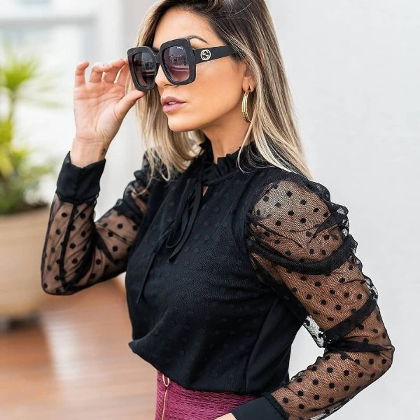 Blusa Rafaella